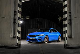 BMW M2 CS : les infos officielles #1