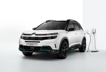 Citroën C5 Aircross Hybrid : en mode plug-in #1