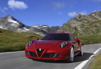 Alfa Romeo 4C: het einde #1