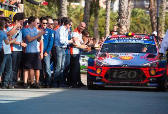 Hyundai is wereldkampioen na annulatie rally van Australië #1