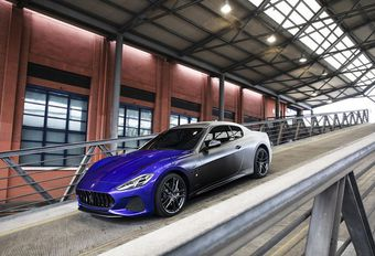 Maserati GranTurismo Zèda : op naar een elektrische toekomst #1