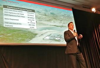Usine Tesla en Europe : Elon Musk n'a pas choisi la Belgique  #1
