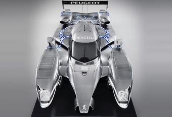 Peugeot maakt comeback in Le Mans #1