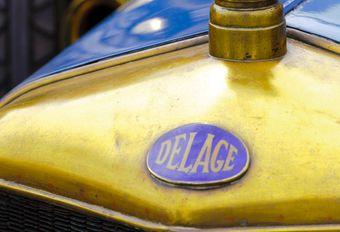 Delage : la prestigieuse marque française va renaître avec la D12 #1