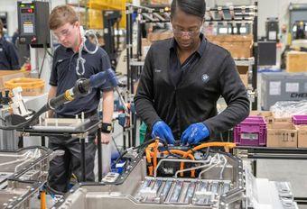 Ambitions doublées pour les batteries BMW #1