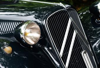 100 ans Citroën: le centenaire d'un pionnier #1