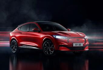 Hoe de Ford Mustang Mach-E de Tesla Model Y wil kloppen #1