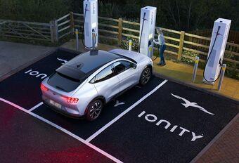 Alleen nog elektrische Fords in 2030 #1