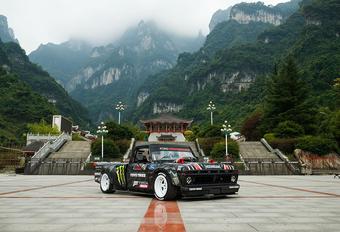 Ken Block is terug met Climbkhana Two… in China #1