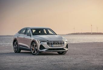 Audi E-Tron Sportback : le SUV coupé électrique #1