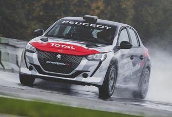 Peugeot 208 R4 doet hopen op een nieuwe Rallye #1