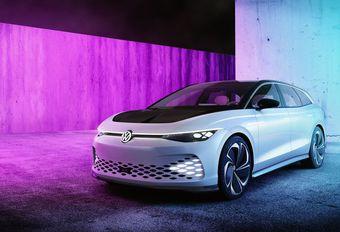 Volkswagen I.D. Space Vizzion : break électrique #1