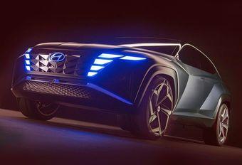 Hyundai Vision T: toekomstige Tucson in zicht #1
