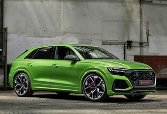 Audi RS Q8 : version SUV de la RS 6 Avant #1