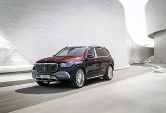 Mercedes-Maybach GLS : la Maybach parmi les SUV #1