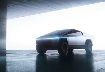 Officieel: Tesla Cybertruck, de elektrische pick-up volgens Musk #1