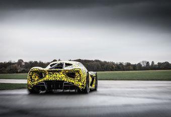 Lotus Evija draait eerste testrondjes #1