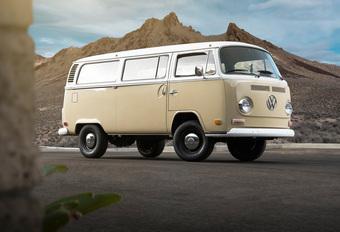 Deze VW T2 zegt neen tegen CO2 #1