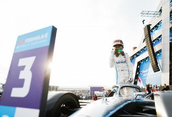 Stoffel Vandoorne meteen derde in Formule E-openingsrace Saudi-Arabië #1