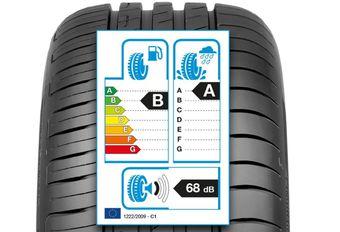 Nouvelle étiquette pour les pneus #1