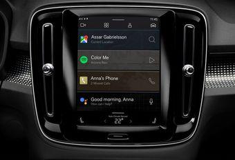Android Automotive: Google aan het roer van de auto #1