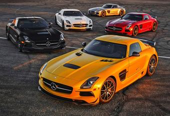 Officieel: Mercedes bevestigt AMG GT Black Series en hybride AMG GT 73 4-Door Coupé #1