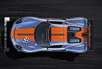 Opvolger Porsche 918 Spyder krijgt hybride F1-technologie #1