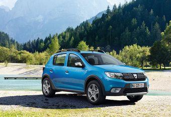 Dacia Sandero : une version hybride en 2020 #1