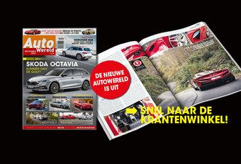 Decembereditie van het magazine AutoWereld ligt nu in de krantenwinkel! #1