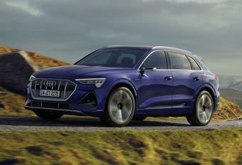 Audi E-tron : plus d'autonomie #1