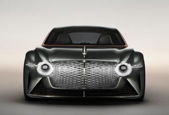 Bentley in nauwe schoentjes, zoekt heil in hypercar #1