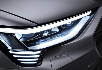 Vlaamse autokeuring pakt verblindende led-verlichting aan #1