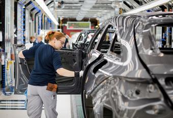 Industrie automobile : des milliers de pertes d'emploi #1