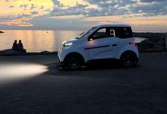 Zetta: elektrische wagen voor €6350 uit Rusland! #1