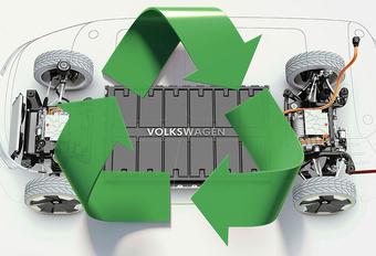 Volkswagen ID - recyclage: Een volledige cirkel #1