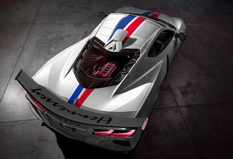 Chevrolet Corvette ZR1 gaat hybride, deze C8 Hennessey niet #1