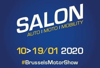 Autosalon Brussel 2020: zachte mobiliteit en wereldpremières