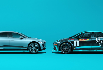 Jaguar I-Pace krijgt update voor meer range #1