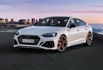 Na de A5 en de S5 is het aan de Audi RS 5 #1