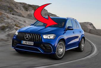 Niet alleen klootzakken rijden met een Mercedes #1