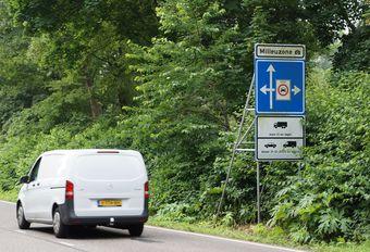 Rotterdam stopt verbod op oude diesels #1