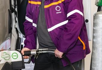 Du bio-CNG à la pompe à Bruxelles #1