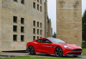 Aston Martin : il y a bien discussions #1