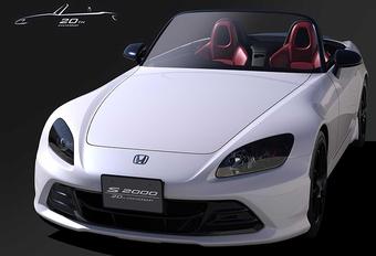 Honda brengt geüpdatete S2000 naar Tokyo Auto Salon. Wat?! #1