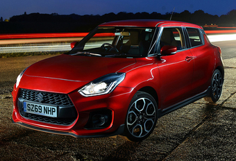 Meer power voor Suzuki Swift Sport  #1