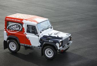 Off-roadspecialist Bowler wordt deel van Land Rover #1