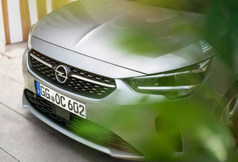 Salon auto 2020: Opel (Palais 3) #1
