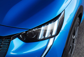 Autosalon Brussel 2020: Peugeot (paleis 3) #1