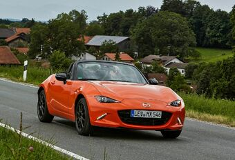 Mazda MX-5 : réduction de production en Europe ? #1