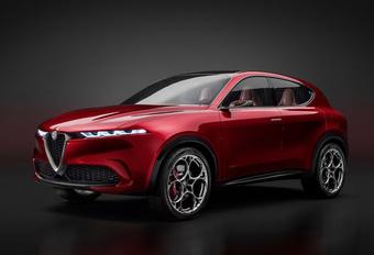10 étoiles pour 2020 : l'Alfa Romeo Tonale #1